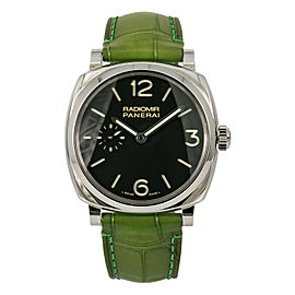 Panerai Radiomir 1940 PAM00574 Mens Hand Winding Watch With Box & Papers 42mm