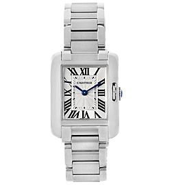 Cartier Tank W5310027 30.2mm Womens Watch