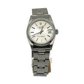 Rolex Datejust Stainless Steel Watch 78240