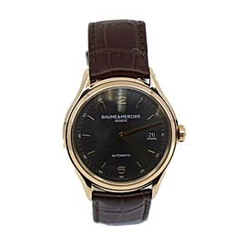 Baume & Mercier Clifton 18K Rose Gold Watch M0A10059