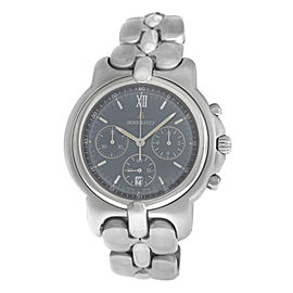 Men's Bertolucci Pulchra Chrono 675 8055 41 Stainless Steel Quartz 41MM Watch
