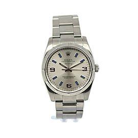 Rolex Airking Stainless Steel Watch 114210