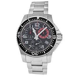 Men's Longines Hydro Conquest L3.690.453.6 Steel 41MM Quartz Watch