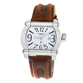 Ladies' Charriol Actor CCHTL Stainless Steel Quartz 36MM Date Watch