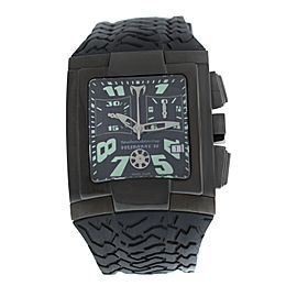 New TechnoMarine Hummer Nighthawk XSMSHB PVD Limited Edition Quartz 40MM Watch