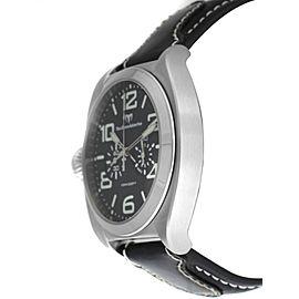 Authentic New Men's TechnoMarine US NAVY Nautilus NAUT02 Steel 46MM Quartz Watch