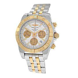 Men's Breitling Chronomat 41 CB0140 Steel Chrono Automatic 41MM Watch