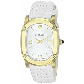 New Versace Couture VNB040014 Gold Plated Quartz 30MM Watch