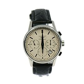 Longines Flagship Heritage Chronograph Stainless Steel Watch L2.749.4.72.2