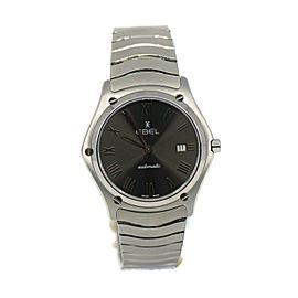 Ebel Sport Classic Stainless Steel Watch 1216431A