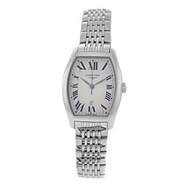 New Ladies' Longines Evidenza L21554716 Steel Quartz 30mm x 26mm $1,450 Watch