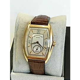 Franck Muller Casablanca Master of Complications Havana 7502 S6 18K Rose Gol