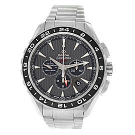 Men's Omega Seamaster Aqua Terra 231.10.44.52.06.001 Automatic Chronograph 44MM