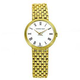 Audemars Piguet Ladies Vintage Quartz Watch in 18k Yellow Gold