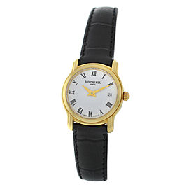Ladies' Raymond Weil Traditon 5369-P-00300 Gold Steel 24MM Quartz Watch