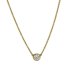 Tiffany & Co. Elsa Peretti Diamonds by The Yard in 18k Yellow Gold (.50 ct t.w.)