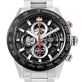 Tag Heuer Carrera Caliber Heuer 01 SCAR201V.BA0714 43mm Mens Watch