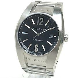 BVLGARI EG40S Stainlees Steel Elgon Watch