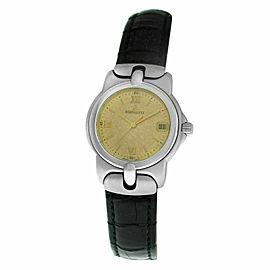 Ladies Bertolucci Pulchra 133 41 A Steel Date Quartz 32MM Watch