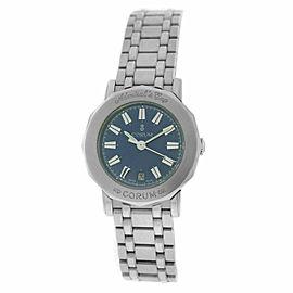 Ladies Corum Admirals Cup 39.130.20 Stainless Steel Date Quartz Watch