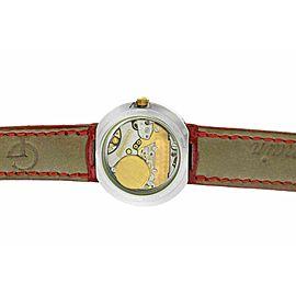 Ladies Girard-Perregaux Equation Focal Steel Gold Diamond 26MM Quartz Watch