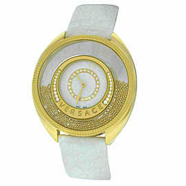 New Versace Destiny Spirit 86Q71SD498 S001 Floating Spheres 38MM Diamond Watch