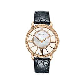 New Versace Krios M6Q80SD498 S009 Gold Diamond MOP 38MM Quartz Watch