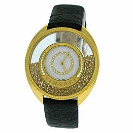 New Versace Destiny Spirit 86Q71SD498 S009 Floating Spheres 38MM Diamond Watch