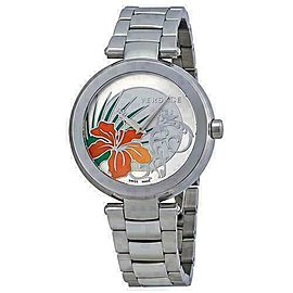 New Versace Mystique Hibiscus I9Q99D1HI S099 Quartz 38MM Watch