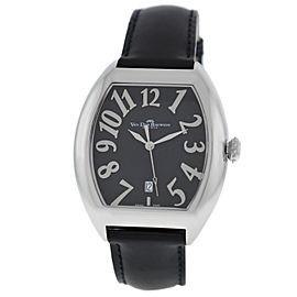 Men's Van der Bauwede Magnum Cal 75 Quartz 40MM Watch, Pen, Cuff links, Tie Set