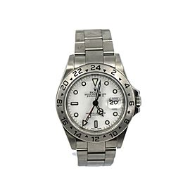 Rolex Explorer II Stainless Steel Watch 16570T