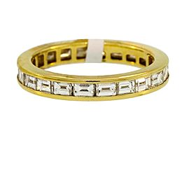 Tiffany & Co. Diamond Eternity Band in 18k Yellow Gold