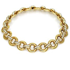 Cartier Trinity Choker Necklace in 18k Yellow Rose White Gold