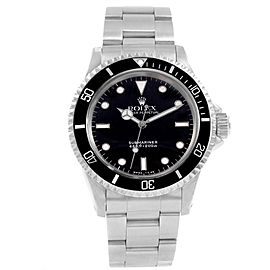 Rolex Submariner Vintage 5513 40.0mm Mens Watch