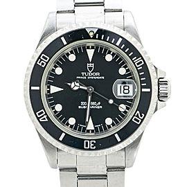 Tudor Submariner 79190 Unpolished Vintage Automatic Mens Watch 40MM
