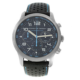 Porsche Design Dashboard Chronograph P6612 6612.11.49.1174 Limited Ed. Titanium