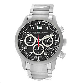 Porsche Design Dashboard Chronograph P6612 6612.11.45.0247 Titanium 42MM Watch