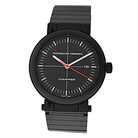 Porsche Design Heritage Compass P6520 6520.13.41.0270 Limited Edition 42MM Watch