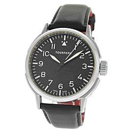 Tourneau Aviator 40 TNY0100024 Mens Stainless Steel 40MM Automatic Watch