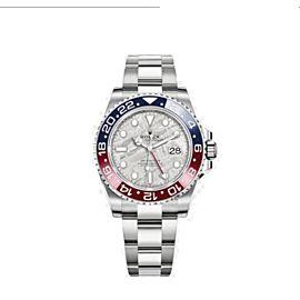 Rolex GMT Master II 126719BLRO 2020 Meteorite Pepsi Mens Watch 2020 Box&Papers