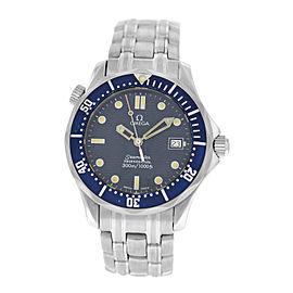 Omega Seamaster 2561.8 Men's Midsize 36MM Stainless Steel Quartz Watch