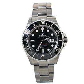 Rolex Red Sea-Dweller 126600 Mark 1 Men's Automatic Watch 43mm Papers