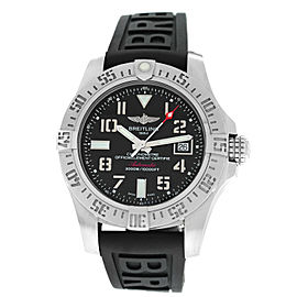Breitling Avenger II Seawolf A1733110/BC31 Stainless Steel 45MM Automatic Watch
