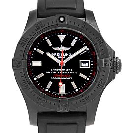 Breitling Avenger Seawolf Code Red M17330 45mm Mens Watch