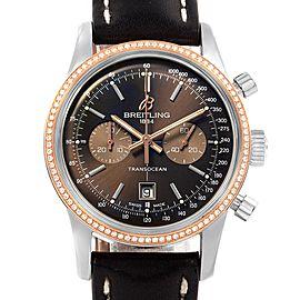 Breitling Transocean U41310 38mm Unisex Watch