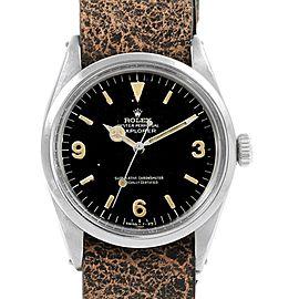 Rolex Explorer 1016 Vintage 36mm Mens Watch