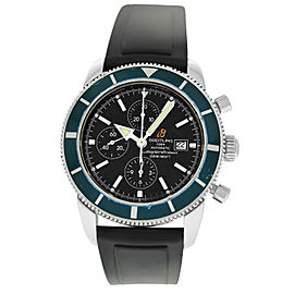 Breitling SuperOcean Heritage A13320 Mens Steel Date Automatic 46MM Watch