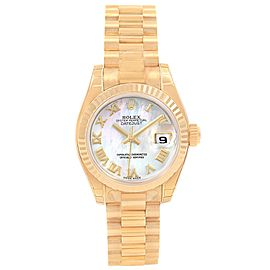 Rolex President 179174 26.0mm Womens Watch