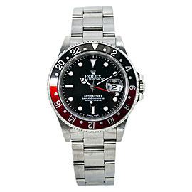 Rolex GMT-Master II 16710T Unpolished A serial Coke Mens Automatic Watch 40MM