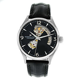 Hamilton Jazzmaster Open Heart H327050 Stainless Steel Automatic 42MM Watch